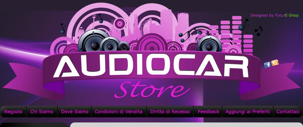 Audio Car Store