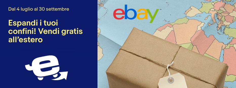 promo ebay estero