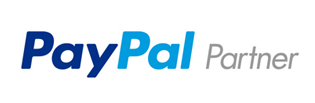 Logo PayPal Partner